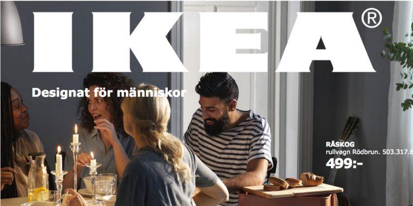 IKEA-katalogen – större än Bibeln