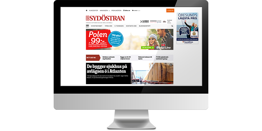 Pressrelease PreFast, Happiend Reklambyrå