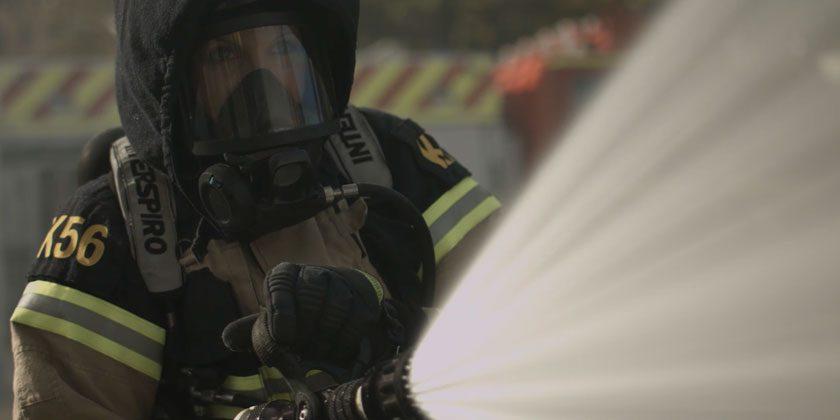 Behind the scenes med Räddningstjänsten